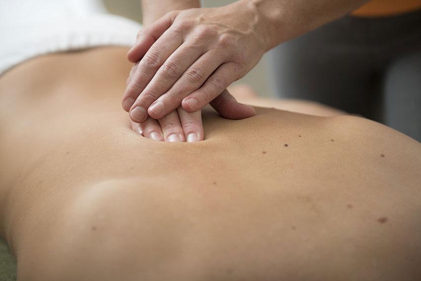 Physiotherapie und Krankengymnastik Leistungen